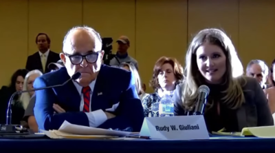 Giuliani to attend AZ State Legislature Hearing on Voter Fraud 11/30
