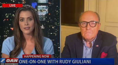 Giuliani: Get the case to SCOTUS, convince states not to certify bogus vote counts 11/27