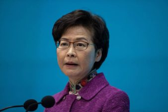 """A pile of cash at home"" said Carrie Lam. Hong Kong Industrial Accident Victims Rights Association: shocked and worried"