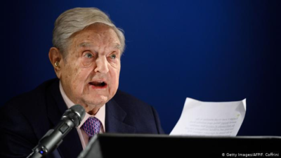 【In-Depth Report】George Soros: Executor of the New World Order or Nine-Layer Demon Tower?
