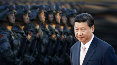 "Xi Jinping has frequently urged the PLA to prepare for war on the Taiwan issue, by asking the nation's soldiers to ""defy hardships and fear no death."""