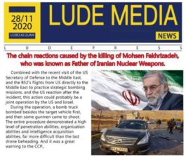 Lude Daily Briefing 2020.11.28 Evening Edition