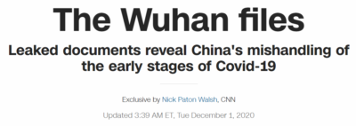 """The True Intention behind the """"Exposure of real Wuhan Covid-19 death data by CNN"""""""