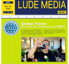 Lude Daily Briefing Morning Edition 2020.12.02 – NewYork Time