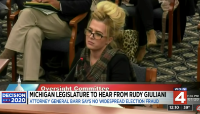 Voter fraud witness: my live is ruined for speaking the truth