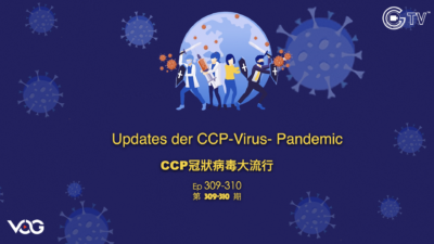 Updates der CCP-Virus- Pandemic Ep 309-310