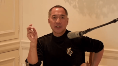 Miles Guo – a shitstorm is enveloping the CCP