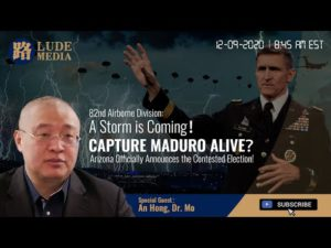 Lude Media: 12/09/2020–82nd Airborne Division twitted 'A Strom is Coming'