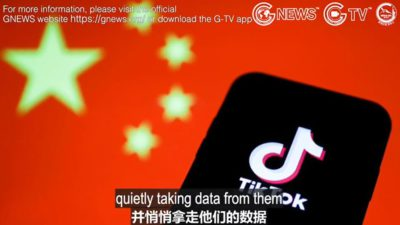 [News Ahead] CCP's Cyber Warfare Weapon TikTok Steals Your Information