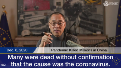 Pandemic Killed Millions in China