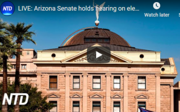 LIVE:Arizona Senate Hearing Election Fraud 12/14