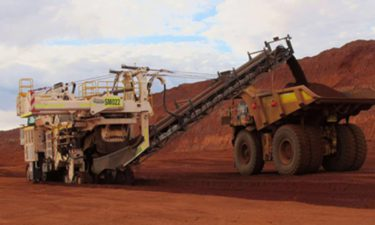 Why the CCP did not sanction Australian iron ore