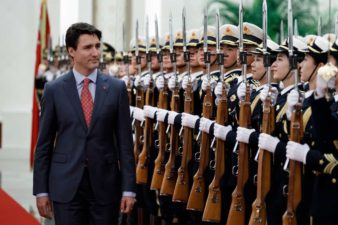 Trudeau and Communism— Where does Trudeau's Canada go?