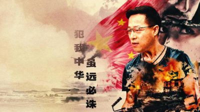 How Britain Will Counter China's Wolf-Warrior Diplomacy