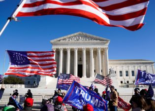 SCOTUS Justices: Cowards and/or Infiltrated?
