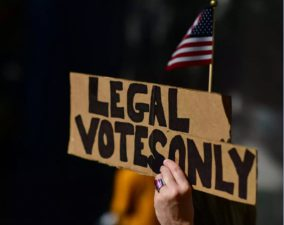 Vote Switching in the 2020 Election – Legitimate or Fraud?