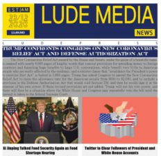 Lude Daily Briefing Morning Edition 2020.12.23 – NewYork Time