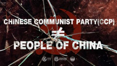 Chinese People Is Not the Same As the CCP