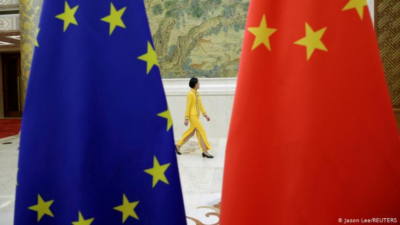 [Headline News]China-EU Comprehensive Agreement On Investment Suspended