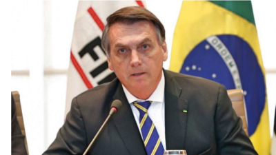 【LUDE MEDIA DAILY NEWS】5/6/2021:Brazilian President Jair Bolsonaro Alluded that Covid-19 is CCP's Biological Warfare