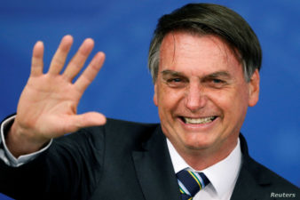 [HEADLINE NEWS] Jair Bolsonaro: Coronavirus is a 'Biological Warfare'