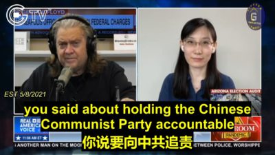 Dr. Li-Meng Yan: People Need To Understand CCP's Evilness To Know What They Will Do