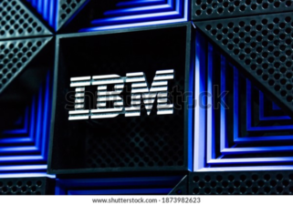 The Blue Giant IBM is Awake
