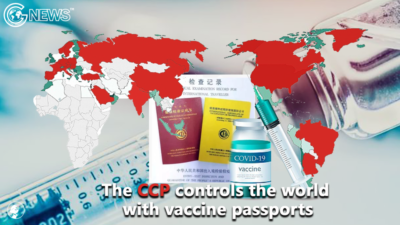 "[Opinion] Vaccine Passport – A ""Death Note"" from the Chinese Communist Party(CCP) to All Humanity"