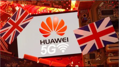 [Headline News] BT Begins to Rip and Replace Huawei 5G