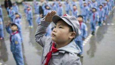The Chinese Communist Party Starts Brainwashing Children From Early Childhood Education