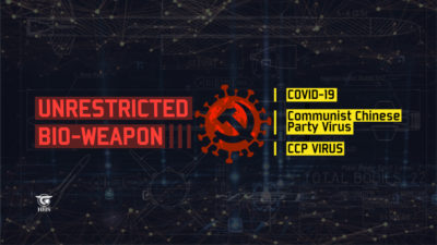 COVID-19 Was an Intentionally Released Bioweapon From the Chinese Communist Party
