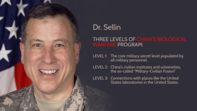 Notes of Dr. Sellin's Interview on the COVID-19