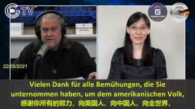 Dr. Yan Reacts to Big Media Retracting Smear Against Her and Wuhan Lab Theory