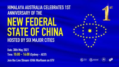 Australian Chinese Stand Up Against Chinese Communist Party
