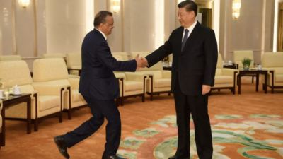 Global Pandemic Timeline——January 28, 2020 – WHO Director Tedros Visits Beijing, Praising China's Transparency and Efficiency in Handling the Outbreak