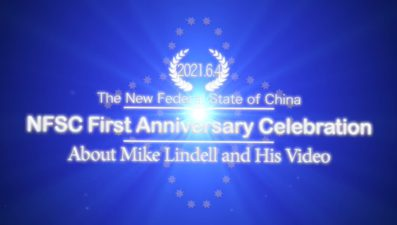 NFSC First Anniversary Celebration – About Mike Lindell and His Video