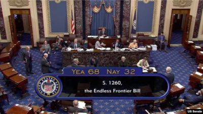 [Commentary] U.S. Senate Passes Package of Bills to Counteract the CCP