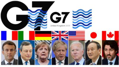 A Total Confrontation Looms between the Communism China and the Western Indicated by the Communique after the G7 Summit in 2021