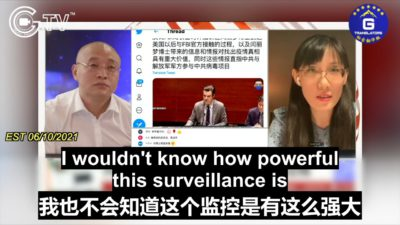 【Lude Media】Dr. Yan on How CCP National Security Agents Arranged To Take Her Back From U.S Airport