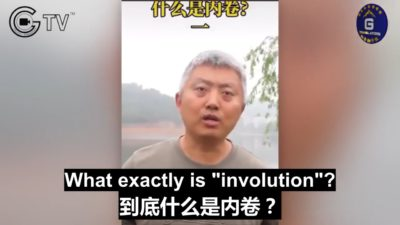 """""""Involution"""" Is the Way of Life of the Vast Majority of People Who Can't Change the Game Rules No Matter How Hard They Fight With Each Other"""