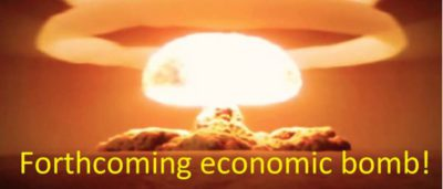 Mr. Miles Guo's warning on forthcoming economic bomb