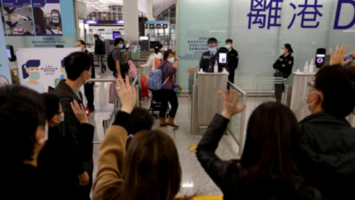 [Broadcast] Exodus from Hong Kong