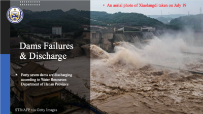 A Man-Made Disaster – Record-Breaking Floods That Killed Many in Zhengzhou