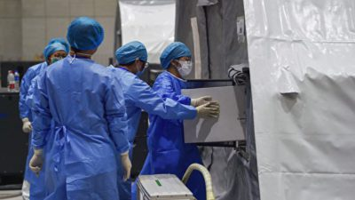 [GT Online] China's Outbreak Remains Serious with More Than 1,000 Patients Recently