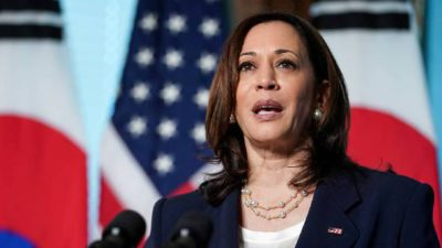 Harris To Push Back on China's South China Sea Claims During Asia Trip